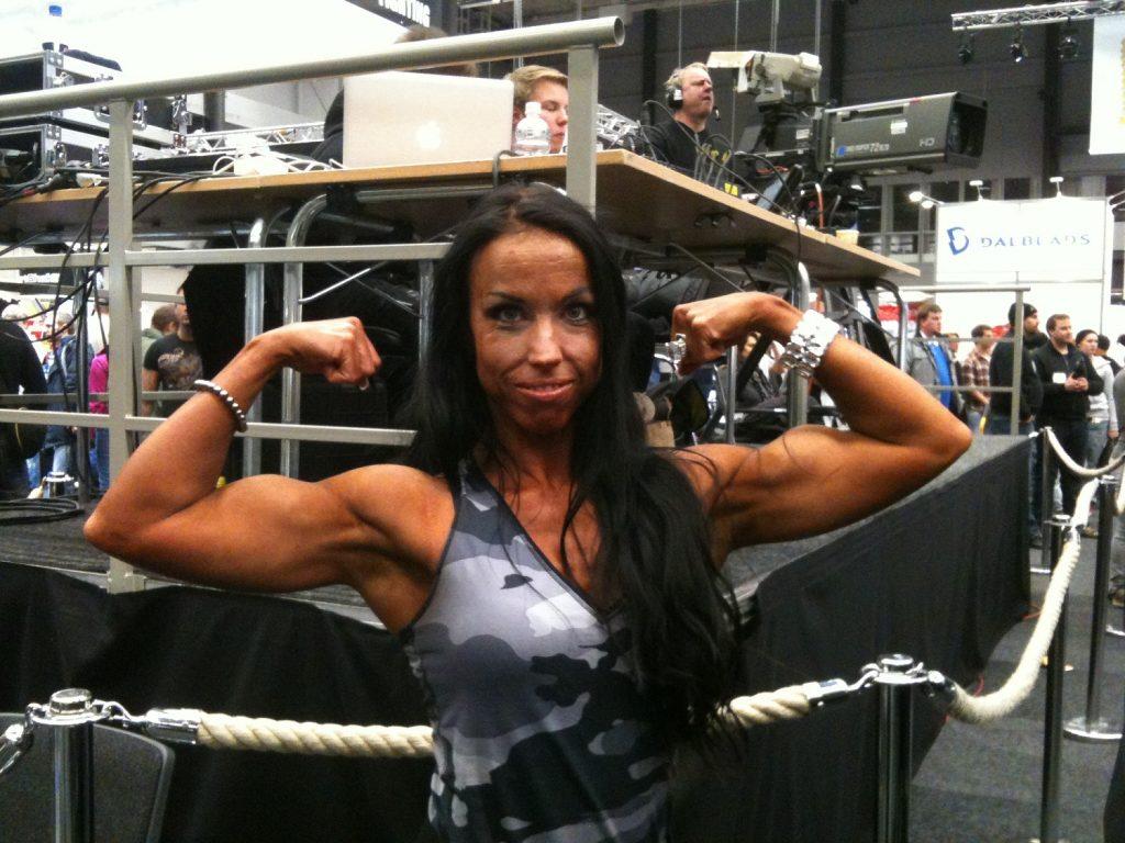 Camilla Markus fitness